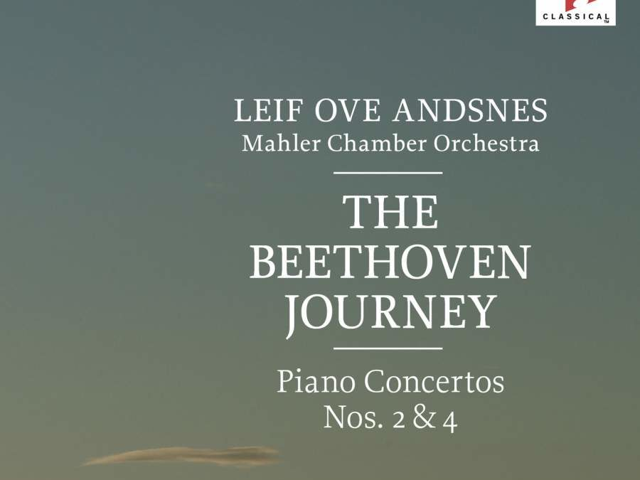 Beethoven Journey (Piano Concertos Nos. 2 & 4)