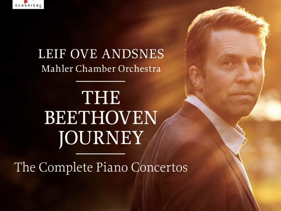 Beethoven Journey (Piano Concertos Nos. 1-5)