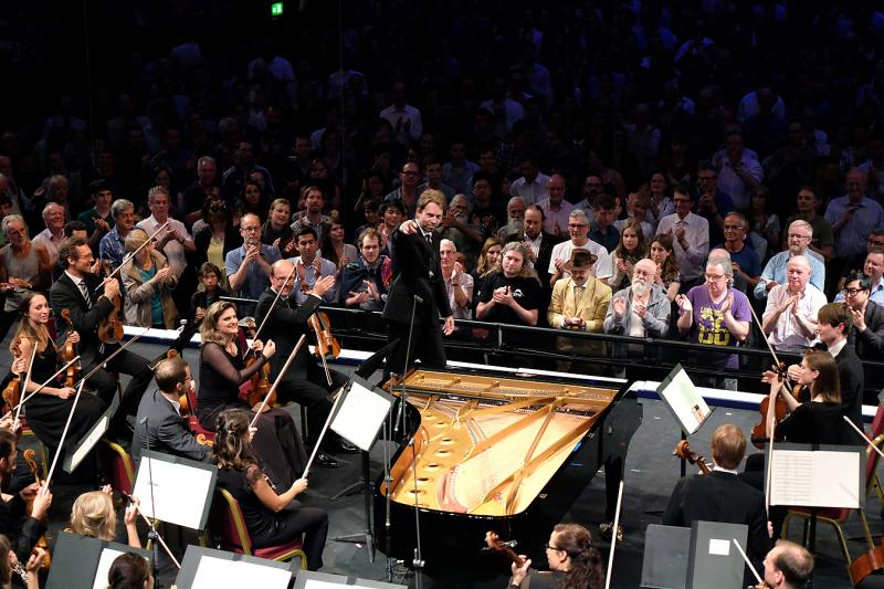 RE-LIVE LEIF OVE ANDSNES AND THE MAHLER CHAMBER ORCHESTRA AT THE BBC PROMS