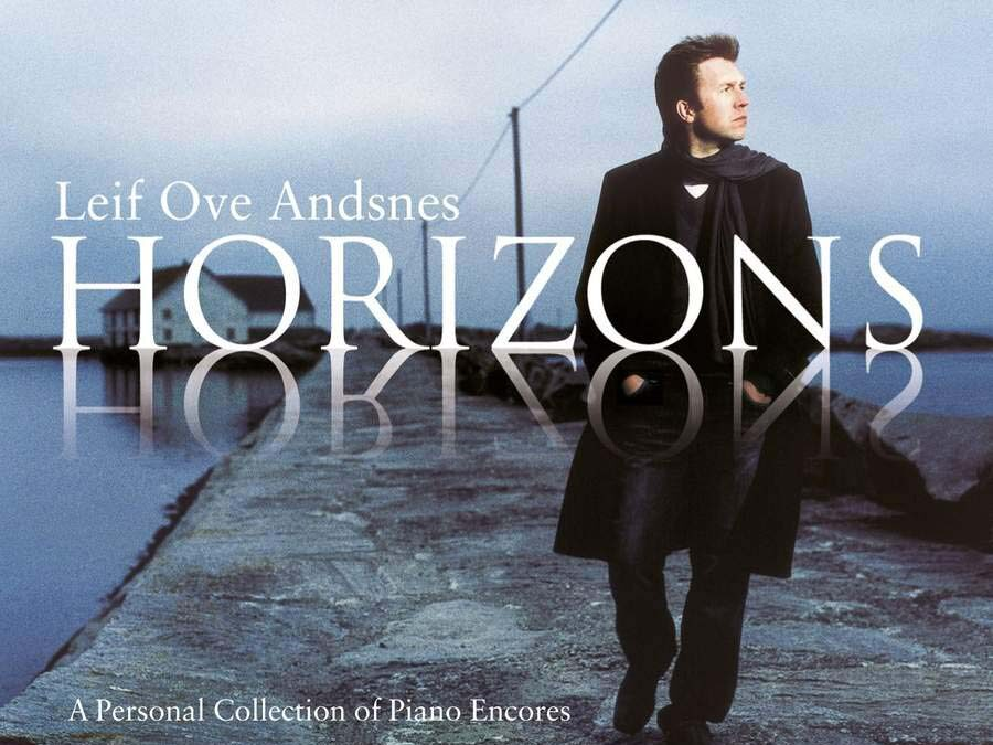 Horizons  A Personal Collection of Piano Encores