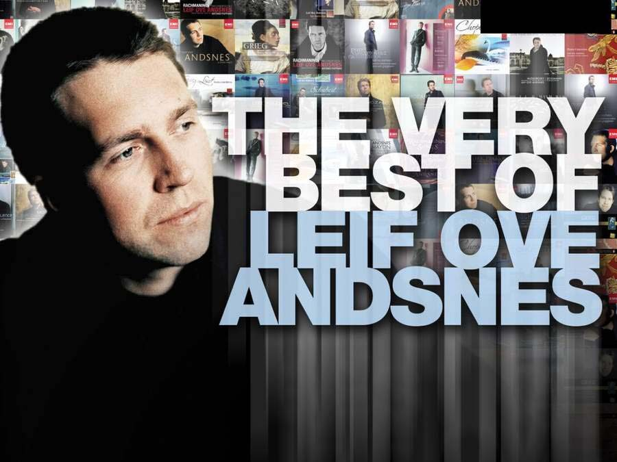 Very Best of Leif Ove Andsnes