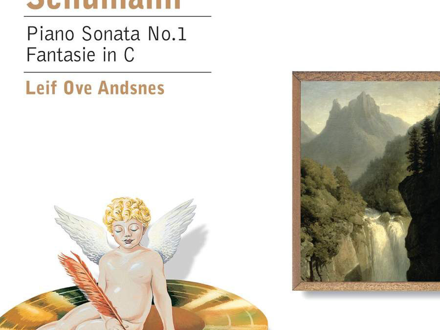 Schumann – Piano Sonata No. 1 & Fantasie in C