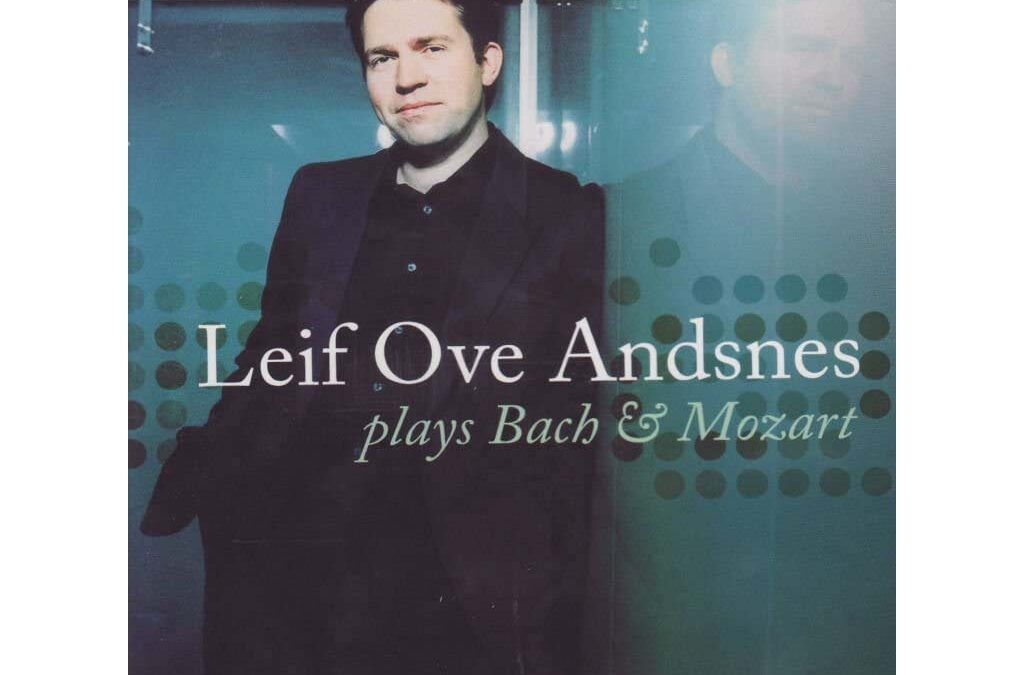 Leif Ove Andsnes Plays Bach And Mozart (DVD)