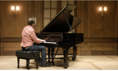 LEIF OVE ANDSNES appears on PBS's Articulate with Jim Cotter