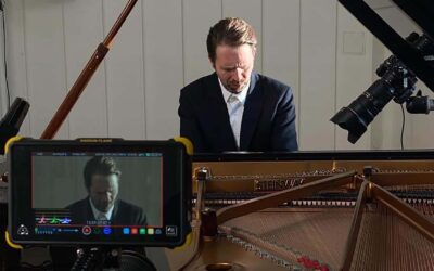 LEIF OVE ANDSNES gives recital of Grieg, Dvořák & Beethoven (Feb 21 at 3pm EST; pre-recorded webcast; ticketed)