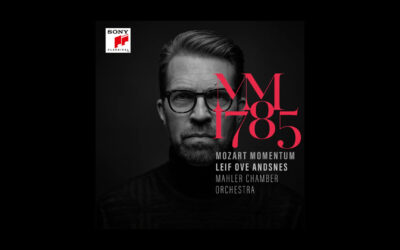 """""""Mozart Momentum 1785"""" is out today!"""