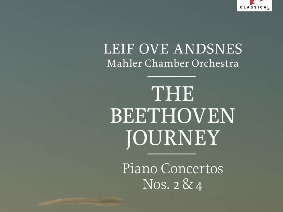 Beethoven Journey (Piano Concertos Nos. 2 & 4)