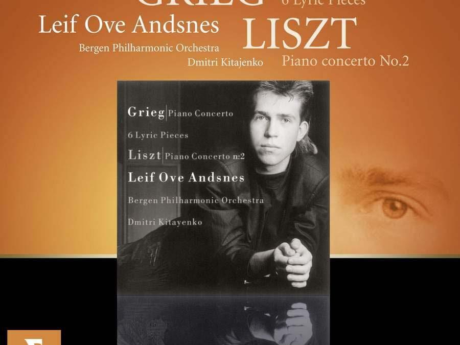 Grieg & Liszt – Piano Concertos