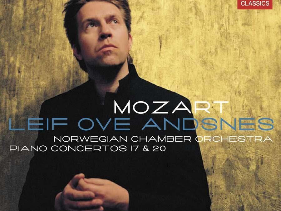 Mozart – Piano Concertos Nos. 17 & 20