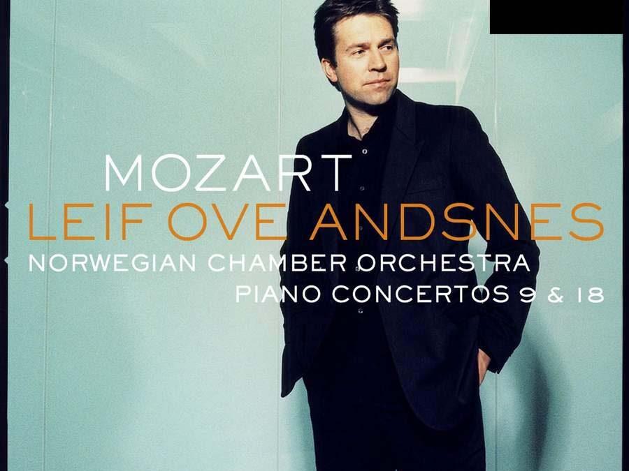 Mozart – Piano Concertos Nos. 9 & 18