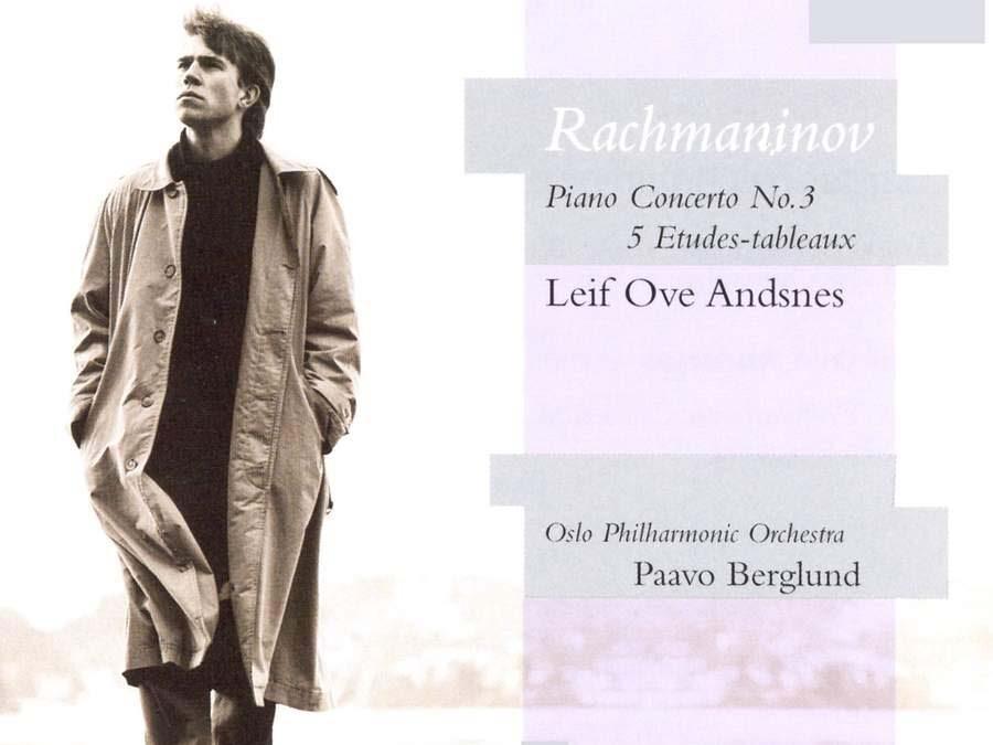 Rachmaninov: Piano Concerto No. 3 in D minor, Op. 30; Op. 39 No. 6, Op. 33